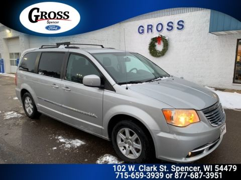 PRE-OWNED 2011 CHRYSLER TOWN & COUNTRY TOURING FWD 4D PASSENGER VAN