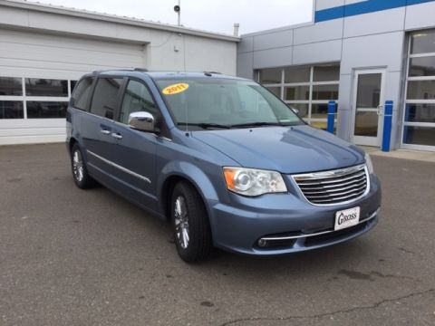 PRE-OWNED 2011 CHRYSLER TOWN & COUNTRY LIMITED FWD 4D PASSENGER VAN