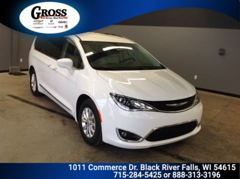 CERTIFIED PRE-OWNED 2018 CHRYSLER PACIFICA TOURING L FWD 4D PASSENGER VAN