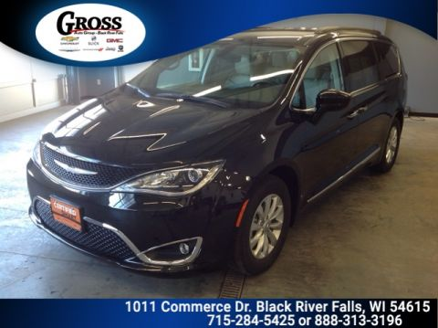 CERTIFIED PRE-OWNED 2017 CHRYSLER PACIFICA TOURING L FWD 4D PASSENGER VAN