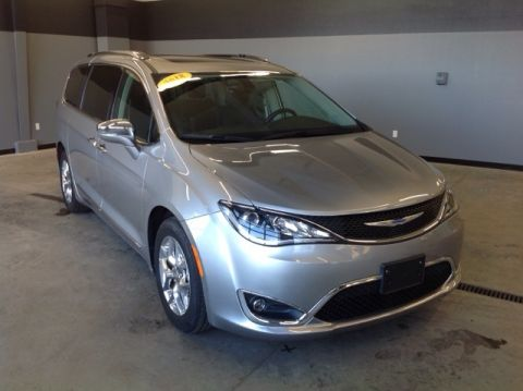 CERTIFIED PRE-OWNED 2018 CHRYSLER PACIFICA LIMITED FWD 4D PASSENGER VAN