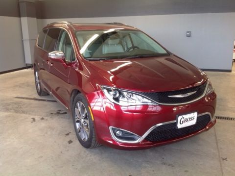 CERTIFIED PRE-OWNED 2017 CHRYSLER PACIFICA LIMITED FWD 4D PASSENGER VAN