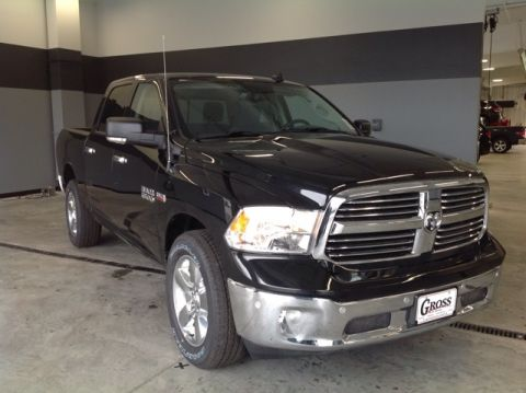"NEW 2018 RAM 1500 BIG HORN CREW CAB 4X4 5'7"" BOX"