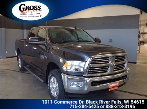 CERTIFIED PRE-OWNED 2016 RAM 2500 BIG HORN 4WD