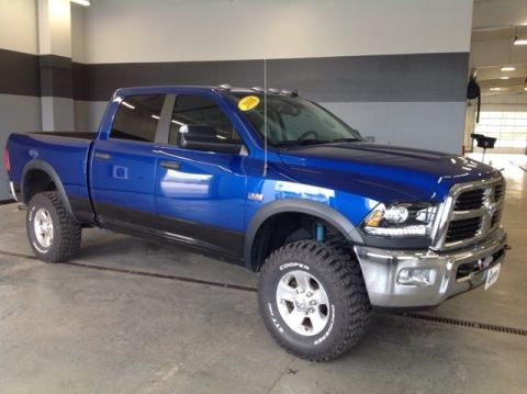 CERTIFIED PRE-OWNED 2016 RAM 2500 POWER WAGON 4WD