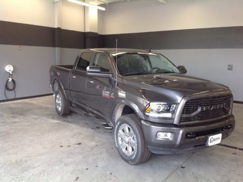 "NEW 2018 RAM 2500 LARAMIE CREW CAB 4X4 6'4"" BOX"